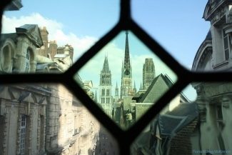A View from a Window: The Cathedral